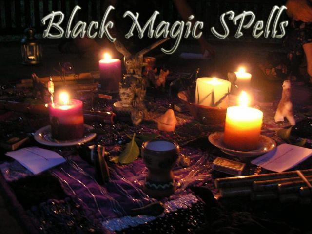 Great Black Magic Spells