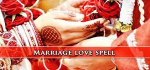 Marriage Love Spell