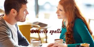 spells to divorce your wife