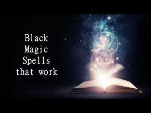 Effective black Magic Spells
