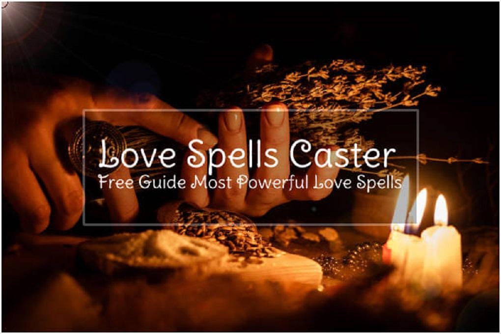 Most Powerful Love Spells